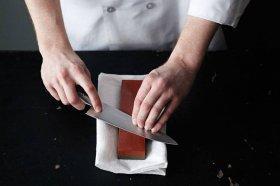 Tečaj brušenja nožev