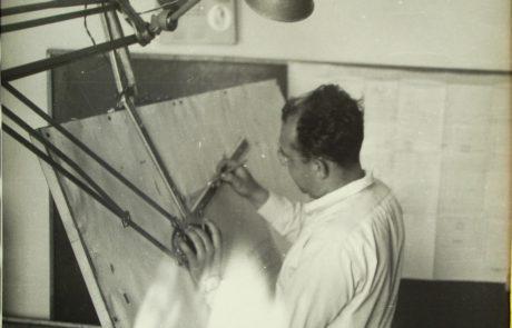 Martin Sever, 1958 (družinski arhiv)