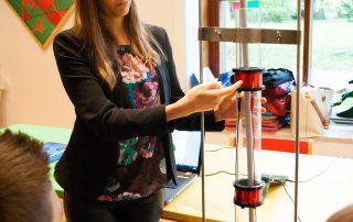 Dnevi fizike 2014 foto: Neža Renko
